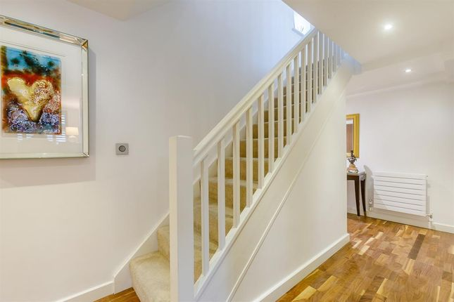 Stairs of Manera Apartments, 46 King Street West, Manchester M3