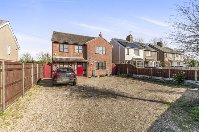 Thumbnail Detached house for sale in Harwich Road, Mistley, Manningtree