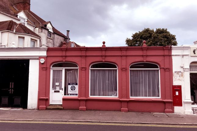 Thumbnail Retail premises to let in Endwell Road, Bexhill-On-Sea