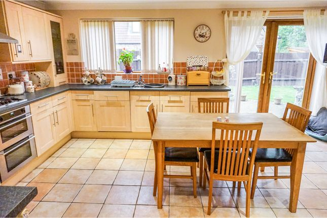 Thumbnail Detached house for sale in Top Lodge Close, Lincoln
