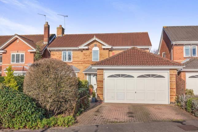Thumbnail Detached house for sale in Lingfield Park, Downend, Bristol, Gloucestershire