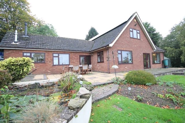 Thumbnail Detached house to rent in Springfield, Stanford Road, Great Witley