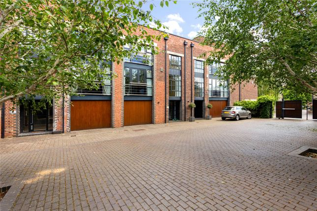 Thumbnail Semi-detached house for sale in The Drill Hall, Hyde Close, Winchester, Hampshire
