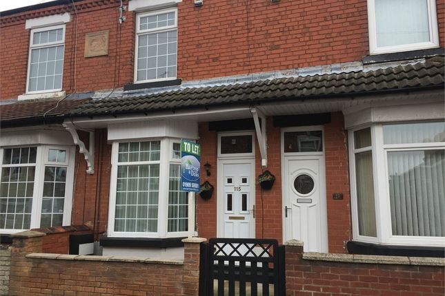 Thumbnail Terraced house to rent in Netherton Road, Worksop, Nottinghamshire