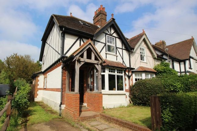 Thumbnail Semi-detached house for sale in Mint Lane, Lower Kingswood, Tadworth
