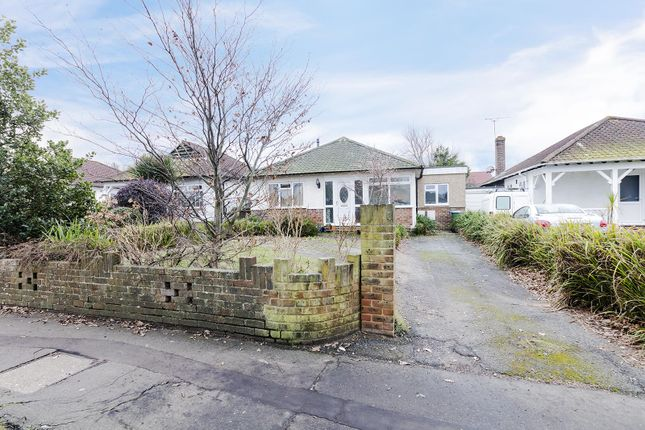 Thumbnail Detached bungalow for sale in Goring Way, Ferring, Worthing