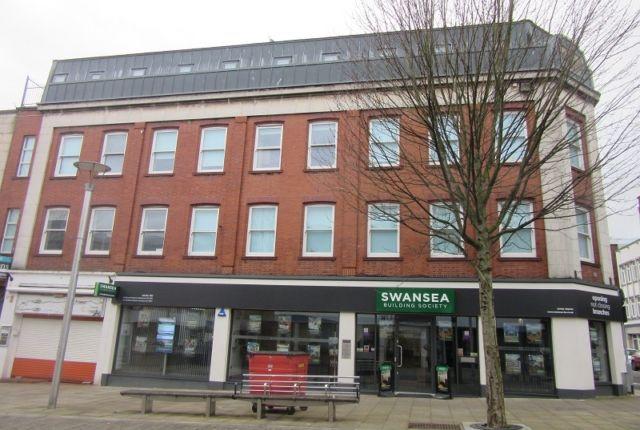 Park Buildings, 2 Park Street, Swansea. SA1