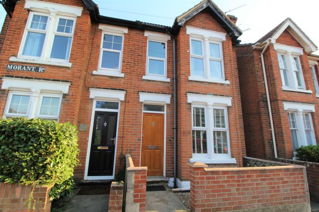 Thumbnail Semi-detached house for sale in Morant Road, Colchester