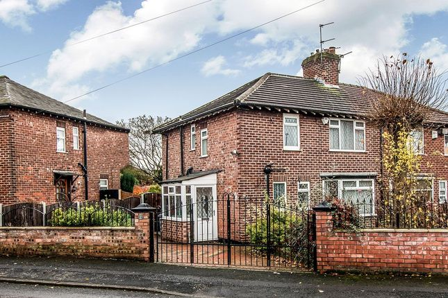 Thumbnail Semi-detached house to rent in Gilmour Terrace, Blackley, Manchester