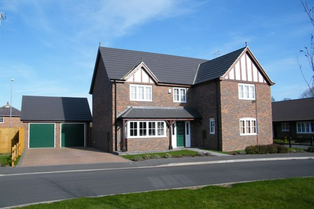 Thumbnail Detached house for sale in Harvest Way, Skegness, Lincs