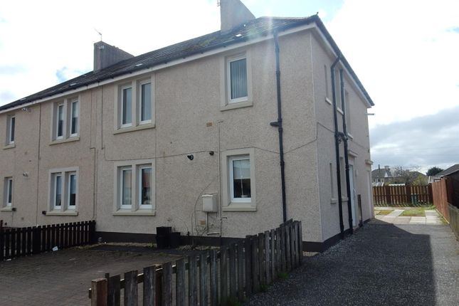 Thumbnail Flat to rent in Castlehill Road, Overtown, Wishaw