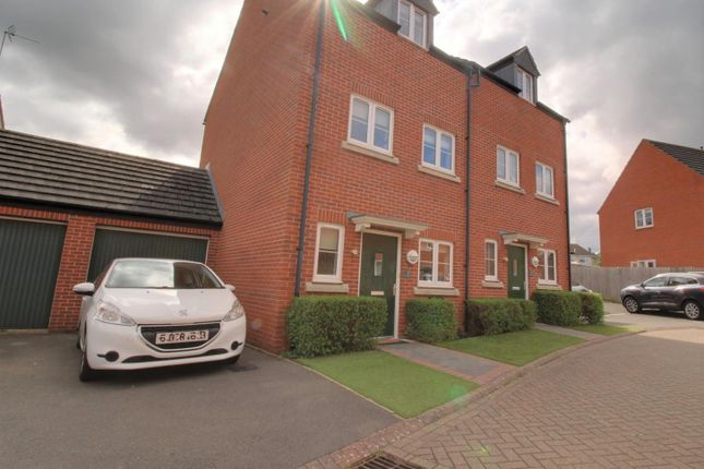 Town house for sale in Bradestones Way, Eastington, Stonehouse