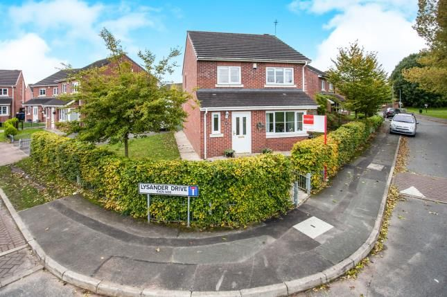 Thumbnail Detached house for sale in Lysander Drive, Padgate, Warrington, Cheshire