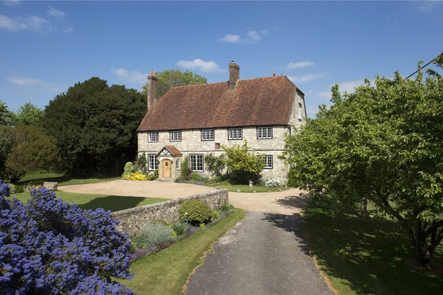 Thumbnail Detached house for sale in Church Lane, Warblington, Havant, Hampshire