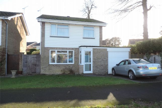 Thumbnail Detached house for sale in Deerswood Lane, Bexhill On Sea, East Sussex