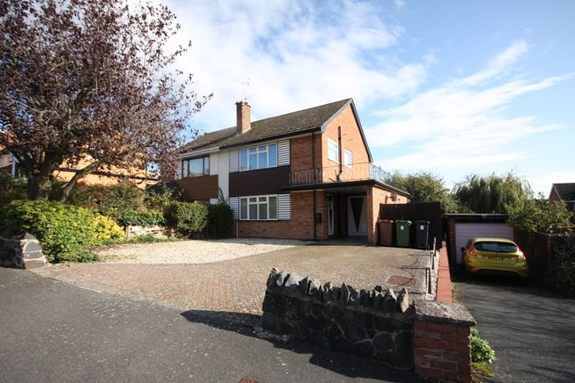 Semi-detached house for sale in Highfield Road, Evesham