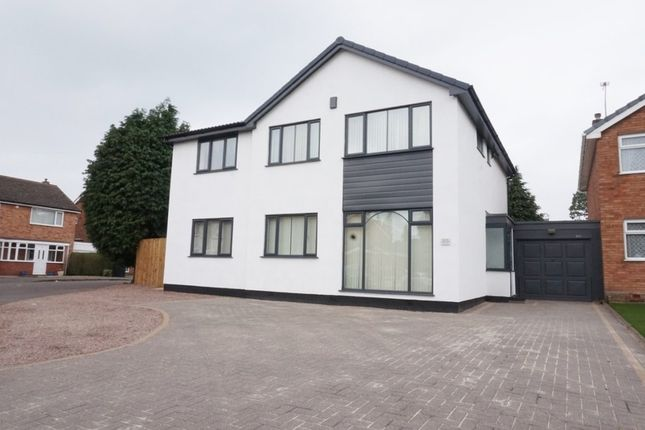 Thumbnail Detached house for sale in Penns Lane, Walmley, Sutton Coldfield