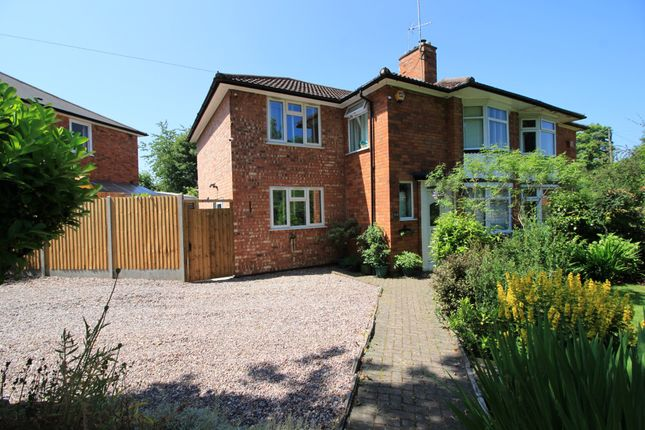 Thumbnail Semi-detached house for sale in Shutlock Lane, Birmingham