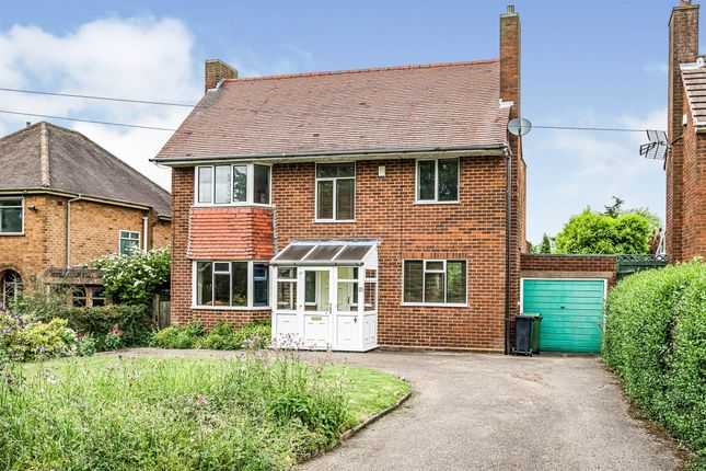 Thumbnail Detached house for sale in Grosvenor Road South, Dudley