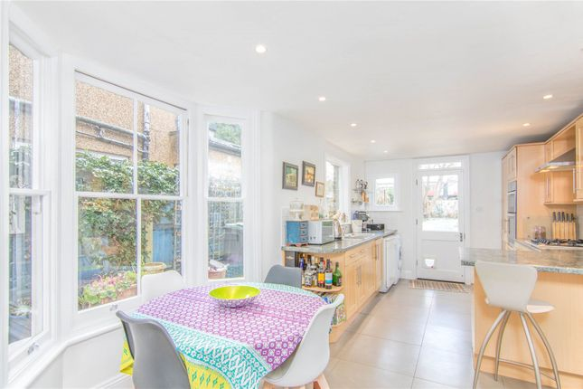 4 bed end terrace house for sale in Whittington Road, Bowes Park, London