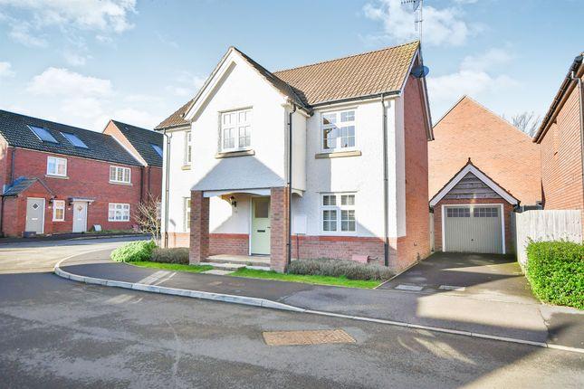Thumbnail Detached house for sale in Rowan Drive, Devizes