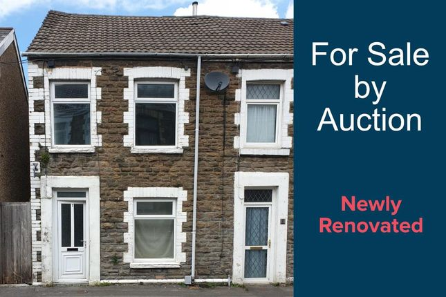 3 bed terraced house for sale in Rockfield Terrace, Neath SA11