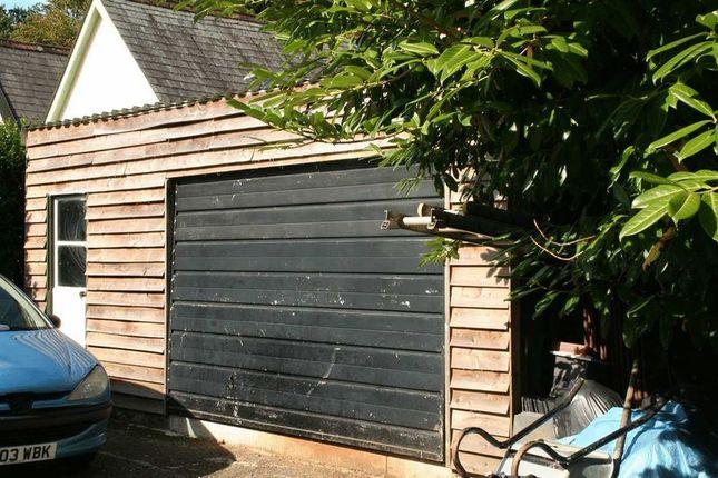 Garage of Klondyke Road, Okehampton EX20