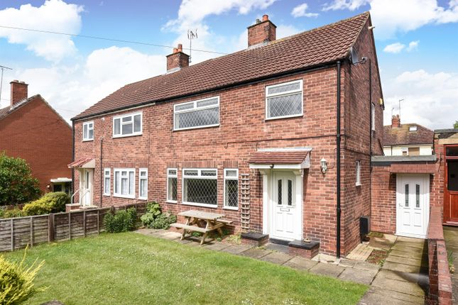 Thumbnail Semi-detached house to rent in Brookside, Collingham, Wetherby