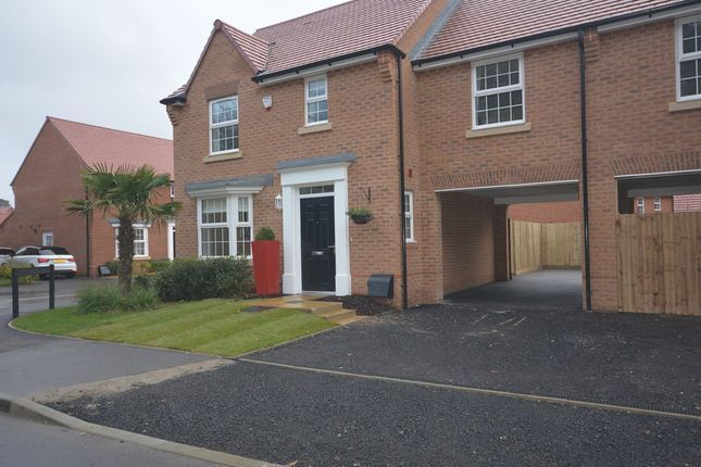 Thumbnail Terraced house to rent in Henry Road, Sarisbury Green, Southampton, Hampshire