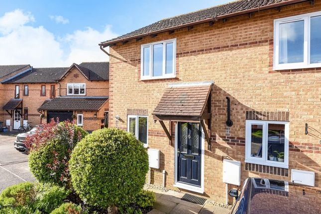 Thumbnail Property to rent in Honeysuckle Close, Bicester