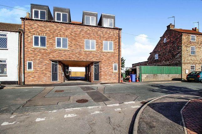Thumbnail 3 bed semi-detached house for sale in High Street, Swinefleet, Goole