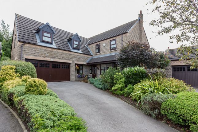 Thumbnail Detached house for sale in St. Peters Heights, Doncaster