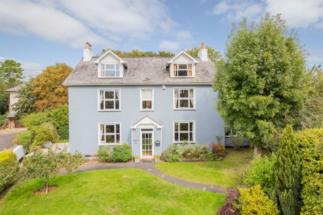 Thumbnail Detached house for sale in Greenhill Gardens, Kingskerswell, Newton Abbot