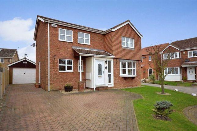 Thumbnail Detached house for sale in Kirkham Court, Goole