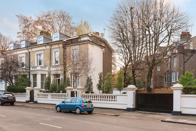 Thumbnail Semi-detached house for sale in Addison Crescent, Holland Park, London