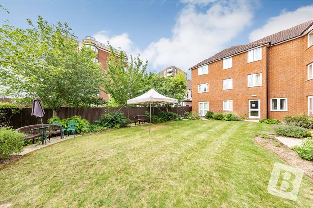 Thumbnail Flat for sale in Myddleton Court, 2A Clydesdale Road, Hornchurch