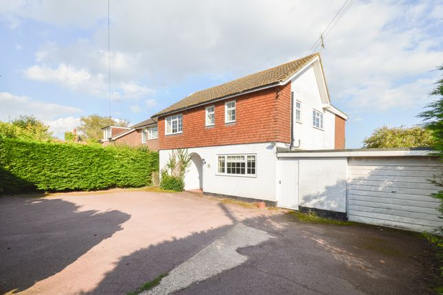 Thumbnail Detached house for sale in Canterbury Road, Brabourne Lees