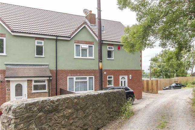 Thumbnail Semi-detached house for sale in Penpole Lane, Shirehampton, Bristol