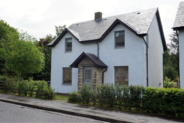 Thumbnail Detached house for sale in Kinloch Rannoch, Pitlochry