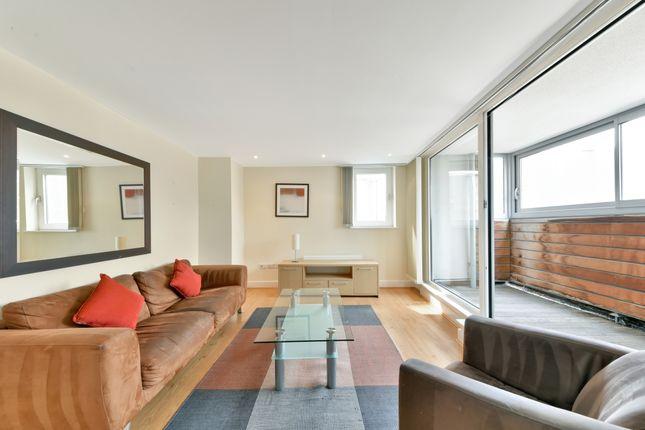 Living Room of Axis Court, Tempus Wharf, Shad Thames SE16