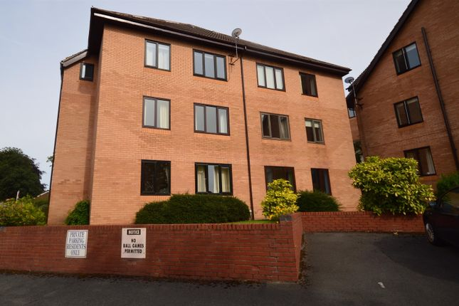 Thumbnail 1 bed flat to rent in Lindisfarne Court, Chesterfield