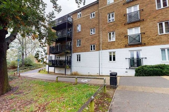 Thumbnail Flat for sale in Bradford Drive, Colchester
