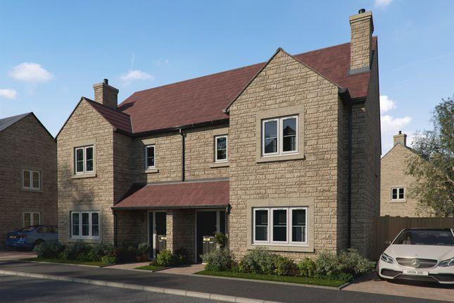 Thumbnail Semi-detached house for sale in Jasper Lane, Carterton