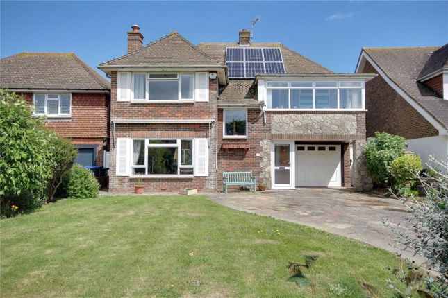 Thumbnail Detached house for sale in Arlington Avenue, Goring By Sea, Worthing
