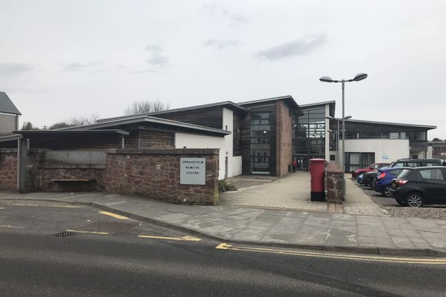 Thumbnail Office to let in Springfield Medical Centre, 30 Ponderlaw Street, Arbroath