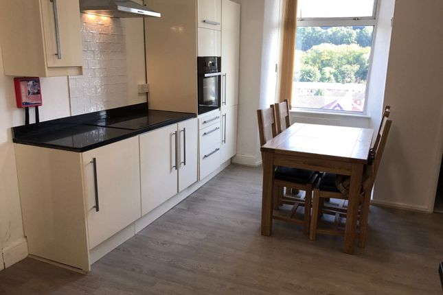 Thumbnail Flat to rent in Wood Road, Treforest, Pontypridd