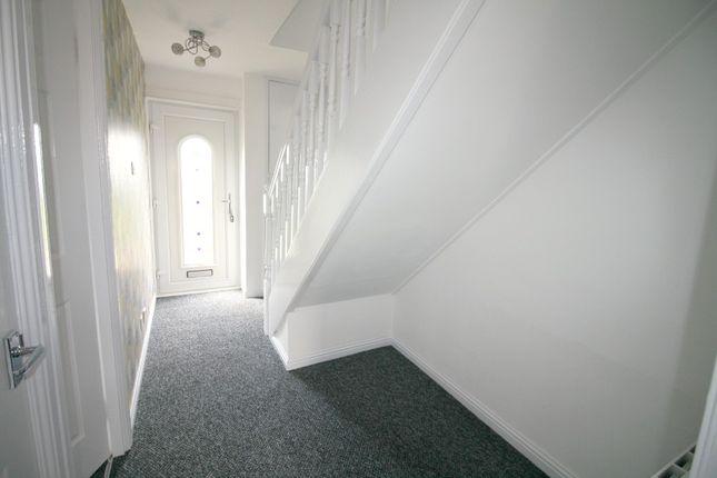 Hallway of Honeybank Crescent, Carluke ML8