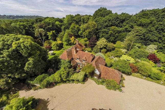 Thumbnail Detached house for sale in Brick Kiln Common, Wisborough Green, Billingshurst
