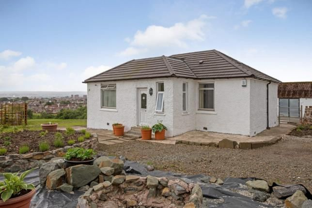 Thumbnail Detached house for sale in West Cochno Holdings, Clydebank, Glasgow, West Dunbartonshire