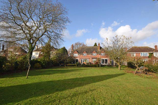 Garden of Old Rydon Lane, Exeter EX2